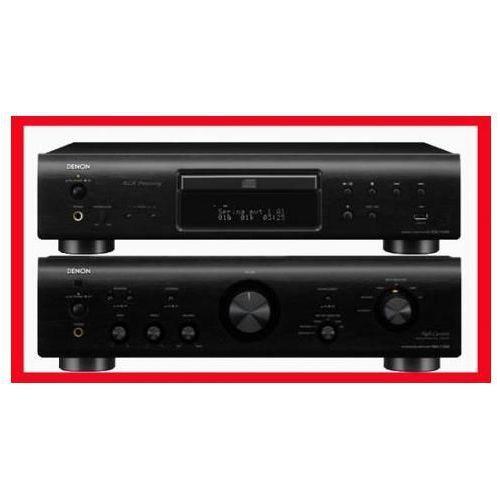 Artykuł DENON PMA-710AE + DCD-710AE z kategorii zestawy hi-fi