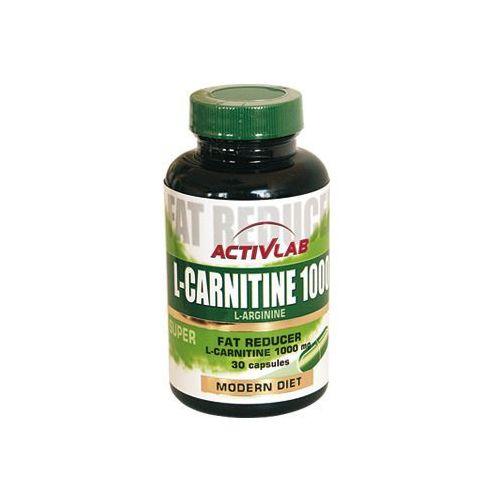 l-carnitine 1000 super 30 kaps. wyprodukowany przez Activlab