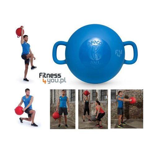 PIŁKA KAMAGON BALL (NIEBIESKA) :: POLECANY SPRZEDAWCA :: TRUSTED SHOPS :: TEL 801000505 :: www.aerobik.fitness, produkt marki Kamagon Fitness