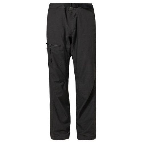 Produkt z kategorii- spodnie męskie - Salomon MINIM Spodnie materiałowe czarny