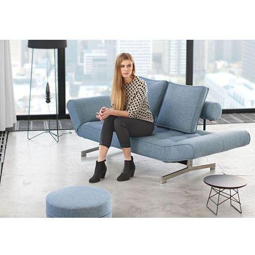 Istyle Ghia, Sofa Rozkładana, Niebieska Tkanina 525 - 743020525, Innovation