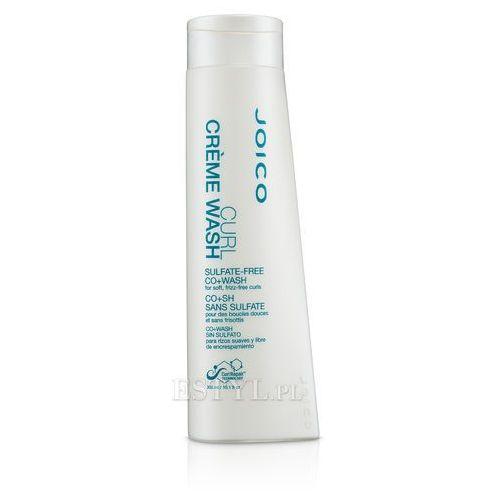 Joico Curl Creme Wash - myjąca odżywka do włosów kręconych bez siarczanów 300ml - produkt z kategorii- odżywki do włosów