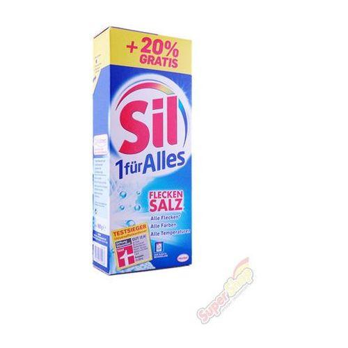 Sil sól odplamiająca 600g (wybielacz i odplamiacz do ubrań) od supershop.net.pl