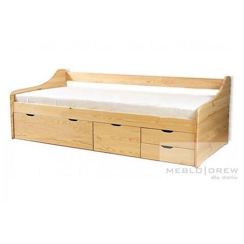 Łóżko Sofa 90x200, meblo-drew