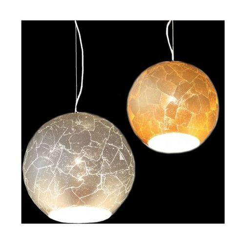 Artykuł Nowoczesna LAMPA wisząca OPRAWA zwis NAD stół OLD Maxlight P0116 srebrny / złoty z kategorii lampy wiszące