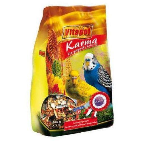 VITAPOL pokarm dla papużki falistej 500g, Vitapol