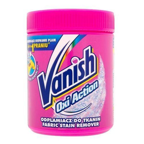 Towar VANISH 500g Oxi Action Odplamiacz do tkanin z kategorii wybielacze i odplamiacze
