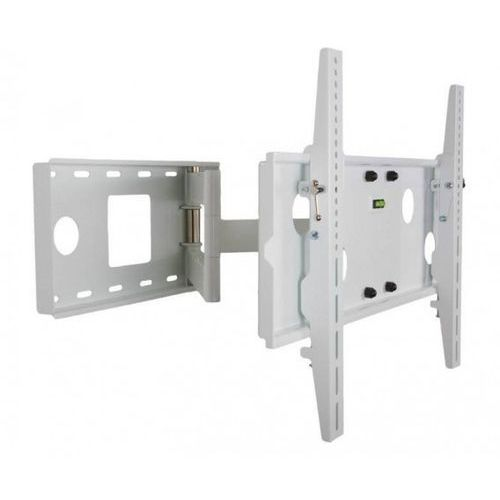 uchwyt jednoramienny do lcd/pdp 30-54'' uchylny/obrotowy max.50kg wht od producenta 4world
