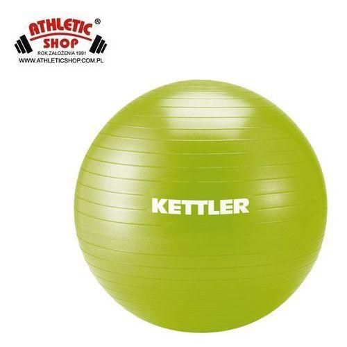 Produkt PIŁKA gimnastyczna 65 cm firmy KETTLER zielona