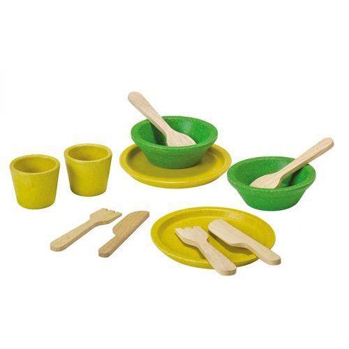Oferta Plan Toys Zestaw talerzy , Eco