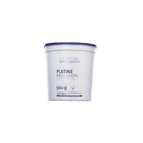 Produkt z kategorii- pozostałe kosmetyki do włosów - Loreal Platine Precision puder do dekoloryzacji częściowej 500gr