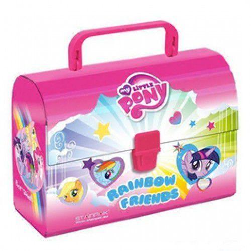Kuferek oklejany Pony - Dostawa zamówienia do jednej ze 170 księgarni Matras za DARMO - oferta [f536d246e38fa2c8]