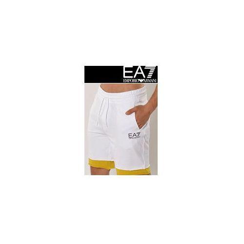 EA7 Emporio Armani Krótkie Spodnie 272464 4P132 00010 - produkt z kategorii- spodnie męskie
