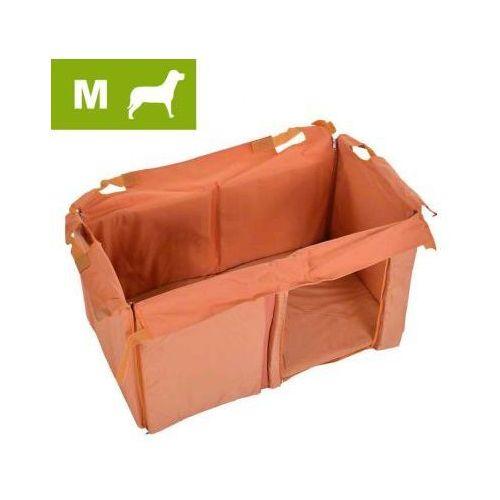 Izolacja do budy dla psa Woody, M - M: dł. x szer. x wys.: 92 x 54 x 53 cm (izolacja i ocieplenie)