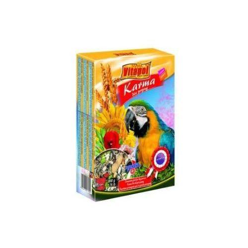 VITAPOL pokarm dla dużych papug 800g