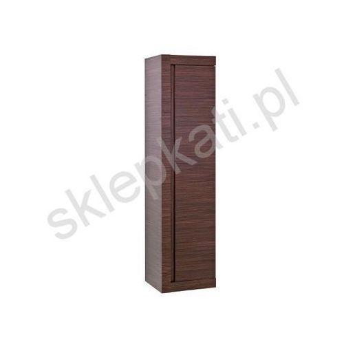 OPOCZNO Kioto słupek 1390 mm, kolor WENGE OS-502-002 - produkt z kategorii- regały łazienkowe