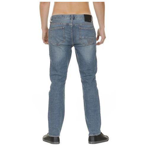 jeansy DC Slim Straight - Washed Indigo - produkt z kategorii- spodnie męskie