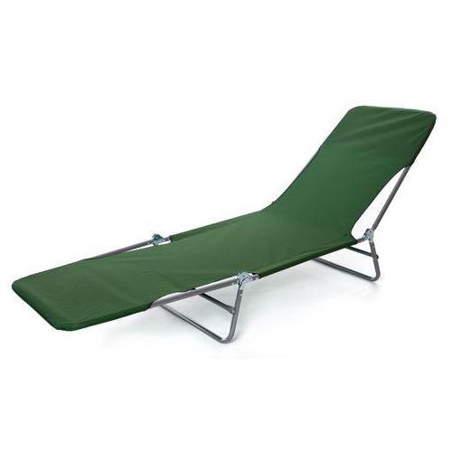 Happy Green Leżak plażowy II - zielony - produkt dostępny w Mall.pl