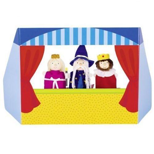 Kukiełki do zabaw w teatr - zabawki dla dzieci (pacynka, kukiełka)