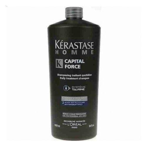 Produkt z kategorii- odżywki do włosów - Kerastase - Kąpiel homme energizująca 1000 ml