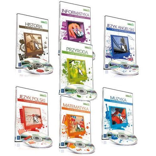 Pakiet Plansz interaktywnych 2.0 dla Szkoły podstawowej