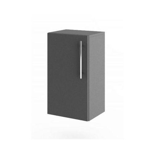AQUAFORM szafka niska Amsterdam antracyt (półsłupek) 0410-202011 - produkt z kategorii- regały łazienkowe