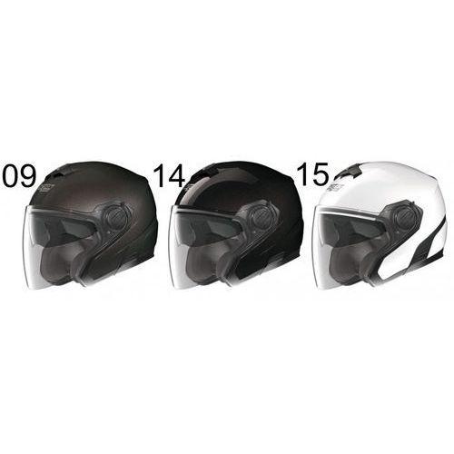 KASK NOLAN N40 SPECIAL N-COM Biały XXL, marki Nolan do zakupu w StrefaMotocykli.com