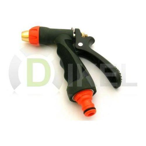 Pistolet do zraszania regulowany metalowy BIG RAM od Dikel