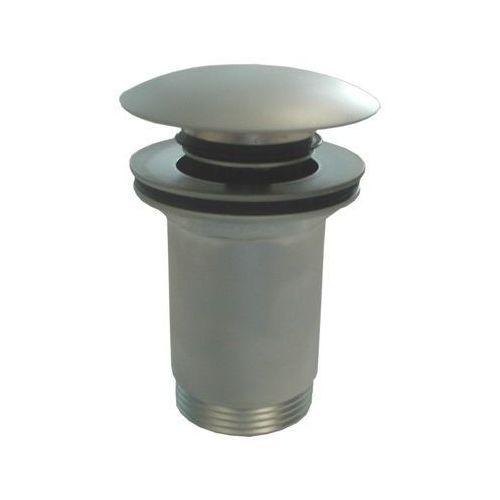 Produkt z kategorii- pozostałe artykuły hydrauliczne - Korek click-clack cylindryczny A706S Omnires satyna