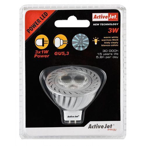 Lampa LED Power ACTIVEJET LED AJE-P3153W z kategorii oświetlenie