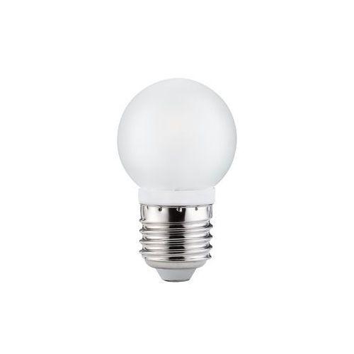 LED 2,5W E27 satynowa z kategorii oświetlenie
