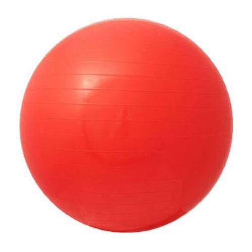 Piłka fitness  Classic 75 cm czerwona, produkt marki ATHLETIC24