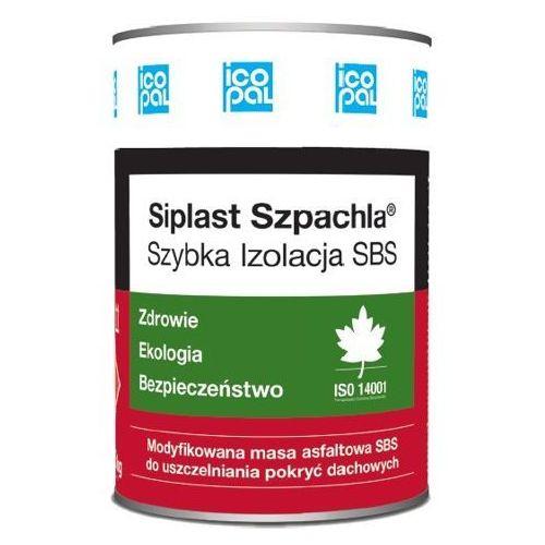 Siplast Szpachla Szybka Izolacja SBS 5kg (izolacja i ocieplenie)