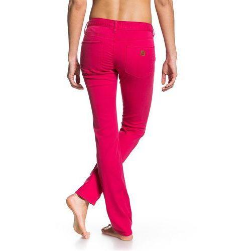 jeansy Roxy Suntrippers Mini - MNV0/Rose Red - produkt z kategorii- spodnie męskie