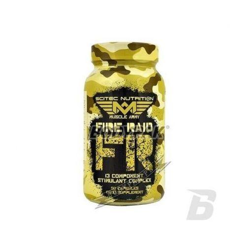 Scitec muscle army fire raid - 90 kaps. wyprodukowany przez Scitec nutrition
