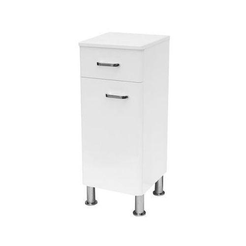 Półsłupek łazienkowy ALPINA S516-006-DSM Cersanit - produkt z kategorii- regały łazienkowe