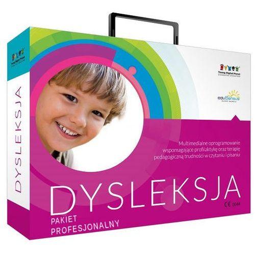Produkt z kategorii- pozostałe oprogramowanie - EduSensus Dysleksja Pakiet Profesjonalny