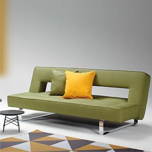 Istyle Innovation Sofa Puzzle Luxe Zielona Tkanina (742017221), Innovation