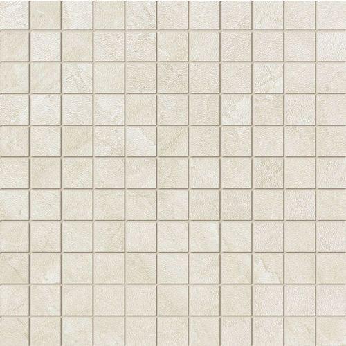 Mozaika Obsydian White 29,8x29,8 gat.I (glazura i terakota)
