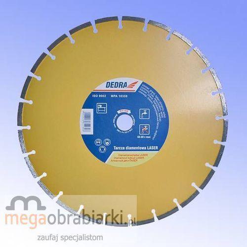DEDRA Tarcza Laser 350 mm H1160 RATY 0,5% NA CAŁY ASORTYMENT DZWOŃ 77 415 31 82 ze sklepu Megaobrabiarki - zaufaj specjalistom