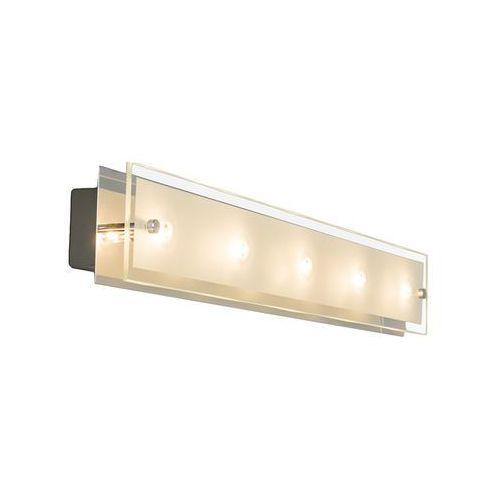 Lampa ścienna Troy 5 chrom, produkt marki Trio Leuchten