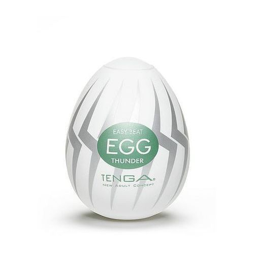 Masturbator TENGA - Egg Thunder (1 sztuka) - oferta [05b1497f476516a7]