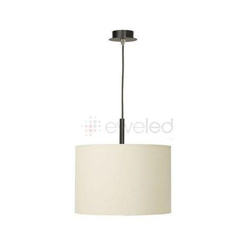 Artykuł ALICE M lampa wisząca 1 x 100W E27 STAL LAKIEROWANA / ABAŻUR z kategorii lampy wiszące