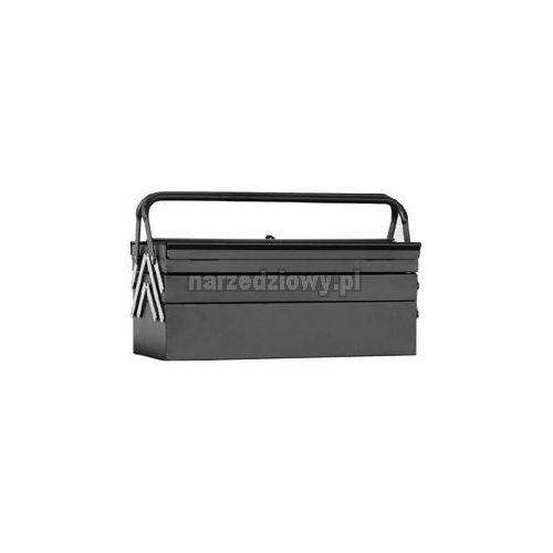 Towar z kategorii: skrzynki i walizki narzędziowe - QUATROS Skrzynka narzędziowa rozsuwana 10 urodziny Narze