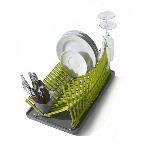 Produkt z kategorii- suszarki do naczyń - High&Dry Ociekacz na talerze zielony Black+Blum BB-HD002