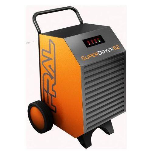 Osuszacz powietrza FRAL SuperDryer62.1 - WYSYŁKA GRATIS, towar z kategorii: Osuszacze powietrza
