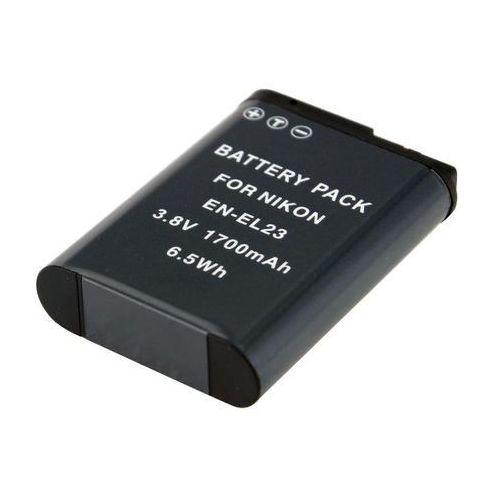 Bateria do aparatu cyfrowego Nikon EN-EL23, Coolpix P600, marki Hi-Power do zakupu w ebaterie.pl