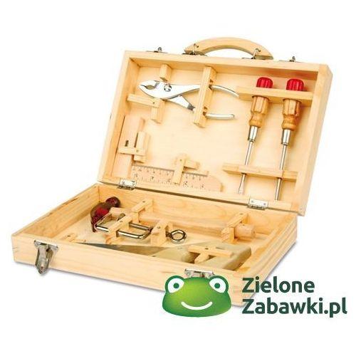 Narzędzia dla dzieci w walizce