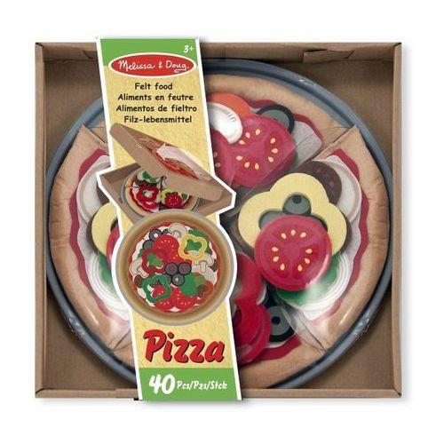 Produkt Melissa & Doug Miękki Zestaw Pizzy