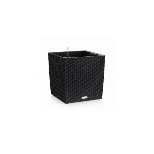 Produkt Donica -  - Cube Cottage 40 - czarna, marki Lechuza